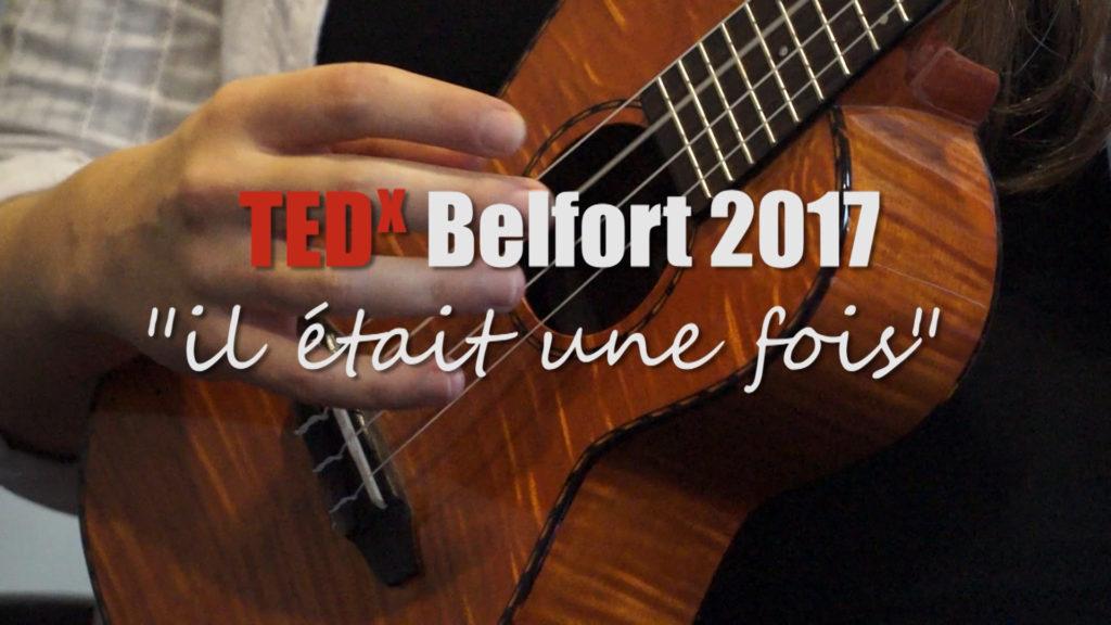 Réalisation d'un reportage sur leTEDx 2017 - Emma com'