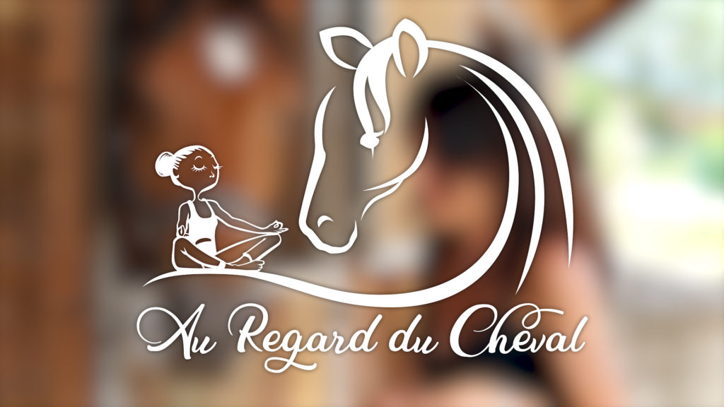 Au Regard du Cheval - Témoignage de Céline - Yoga à cheval
